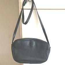 Tula (Radley)  black leather shoulder/across body bag