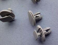 10x Peugeot sous protection des sols Calandre Radhaus Support Clip 206 207 307 607 807