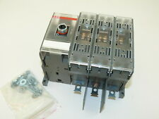 ABB OS100J03 Disconnect Switch 100A 600V Fusible NEW