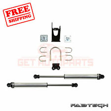 FABTECH Dual Dirt Logic SS Steering Stabilizer for Ford F250 4WD 2005-17