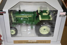 1/16 Oliver 1855 Tractor w/ wide front and Firestone tires New in Box Spec Cast