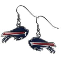 NFL licensed Buffalo Bills Dangle Earrings D27