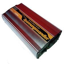 Inversor 1000w 1500w 12v onda senoidal pura convertidor 12V-220v-230v