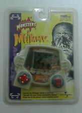 Universal Monsters The Mummy Tiger LCD Handheld Game New Vintage Rare OOP