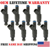 Set of 8 Bosch Fuel Injector 1999-2004 Ford Mustang GT DOHC 4.6L V8 0280155865