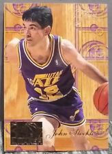 John Stockton card Playmakers 94-95 Flair #9