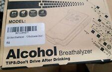 Eek-Brand Breathalyzer Professional Portable Breath Digital Display At7000