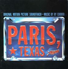 Paris, Texas - Soundtrack by Ry Cooder CD Sealed ! New !