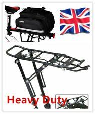 Cycling MTB Bike Bicycle Cycle Pannier Rear Rack Carrier Bag Luggage Bracket UK