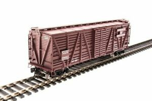 Broadway Limited 2535 HO Scale N&W Stock Car (single pack), No Sound