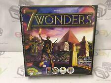 7 Wonders Board Game New Sealed