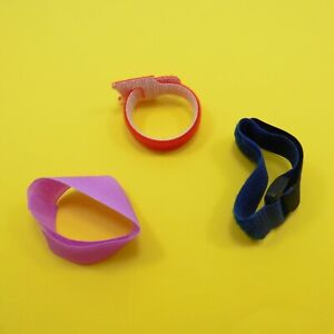 Self Adhesive Strap Hook and Loop Tape Self Grip Strapping Cable Ties