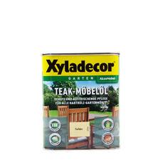 (16,40€/ L)Xyladecor Teak-Möbelöl Farblos 750ml ,Hartholzmöbel-öl