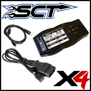 SCT Performance X4 Performance Programmer Tuner for 1996-2020 Ford F-150