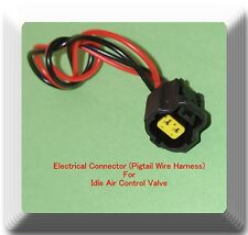 ELectrical Wire Connector (Pigtail) For Idle Air Valve AC273 Fits Protege 99-03