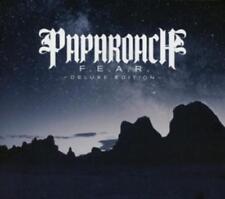 Papa Roach-F.E. A.R. (Deluxe Edition) CD (2015) merce nuova con bonus tracks