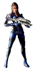 "MASS EFFECT 3 - Ashley Williams 8"" Play Arts Kai Action Figure (Square Enix)"