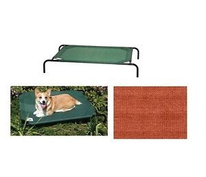 Coolaroo Pet Bed or Replacement Cover for Dogs & Pets - 2 sizes - indoor & out