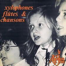 LP FRANCE CHANTERIES A COEUR JOIE D'ORLEANS XYLOPHONES FLUTES & CHANSONS