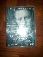 BIL PULLMAN - THE GUILTY ,IL COLPEVOLE - DVD COME NUOVO (OK)