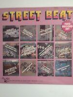 Sugar Hill 1984 Street Beat:Double Record LP Album