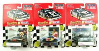 Lot of 3 Vintage 1994 Nascar Racing Champions Cars Stockcar Collectors Card
