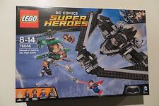 New Sealed Lego Super Heroes 76046 Sky High Battle