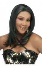 Vivica A. Fox Remi Deep Lace Front Remi Human Hair Miracle Wig Color P4/27/30