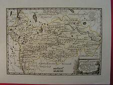 RUSSLAND PLESKOW POLOZK MOSKAU SMOLENSK 1789 REILLY Kupferstich- Karte