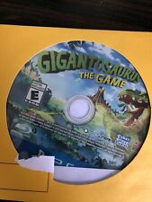 """Gigantosaurus """" The Game"""" Ps4 PlayStation 4 Disk Only"""