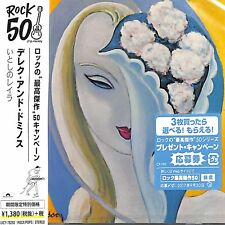 DEREK AND THE DOMINOS - Layla And Other Assorted Love Songs - Japan 2017 CD