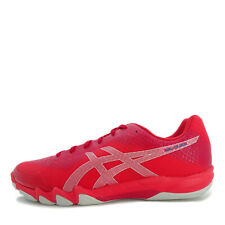Asics GEL-Blade 6 [R703N-600] Men Badminton Shoes Samba/Silver