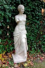 Venus de Milo Replica - Stone Sculpture Ornament - Large Garden Woman Statue