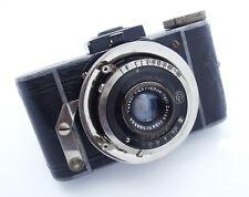 Ihagee Parvola 127 Film Camera with Zeiss Tessar 6.5cm f4.5 Lens  Free UK P&P!