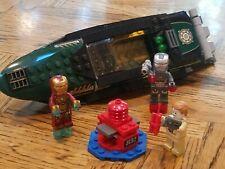 Lego Iron Man 3 Mark 2 War Machine 76006 Super Heroes Extremis Sea Port Battle