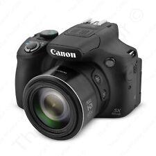 Canon - PowerShot SX60 HS 16.1-Megapixel Digital Camera - Black