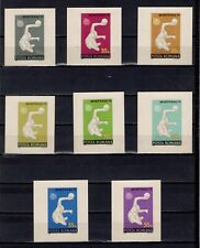 ++ 1976 Olympic Games 55 Nominal in Different Colour Thick Paper