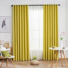 Modern Blackout Curtains Window Blinds Finished Drapes for Living Room Decor