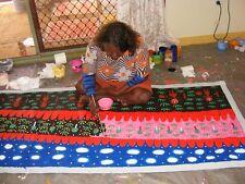 "ABORIGINAL ART PAINTING by MOLLY JUGADAI NAPALTJARRI (deceased) ""SEVEN SISTERS"""