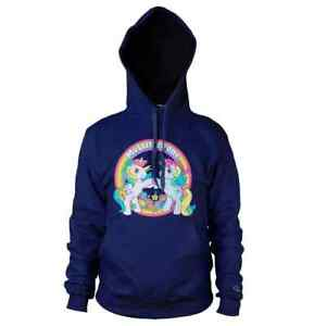 My Little Pony-Mens Hoodie Hooded Sweater (S-5XL)