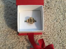 10k Yellow Gold Jostens Tri City Class Ring 1959 Size 7