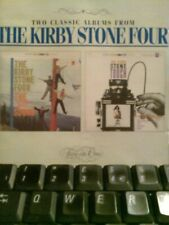 KIRBY STONE FOUR/TWO ON ONE/CD/2000/JAZZ VOCAL.