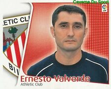 ERNESTO VALVERDE ESPANA ATHLETIC BILBAO CROMO STICKER LIGA ESTE 2005 PANINI