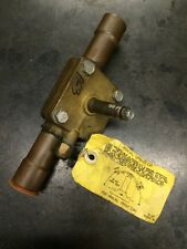 "A63 Solenoid Valve New w/ Manual Operator 1"" Sweat"