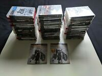 Lot of 51 PS3 PlayStation 3 Games / Uncharted / Call of Duty / Battlefield etc.