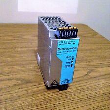 PEPPERL FUCHS VAN-115/230 AC-K21-EFD / 134442 / 100-240 VAC / 30VDC POWER SUPPLY
