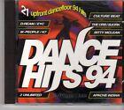 (EU596) Dance Hits 94 Vol. 1, 21 tracks various artists - 1994 CD