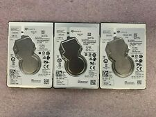 "Lot of 3, Seagate Mobile HDD 1TB, 2.5"" Internal Hard Drives"