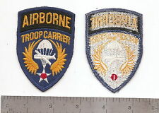 #176  US ARMY AIRBORNE TROOP CARRIER PATCH