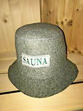 Saunamütze Filzmütze Saunahut Saunakappe Banja Schapka 100% Filz Mütze Hut Hat